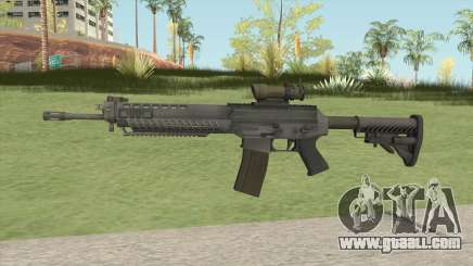 SG-553 Default (CS:GO) for GTA San Andreas