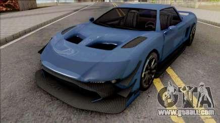 Infernus Vulcan for GTA San Andreas