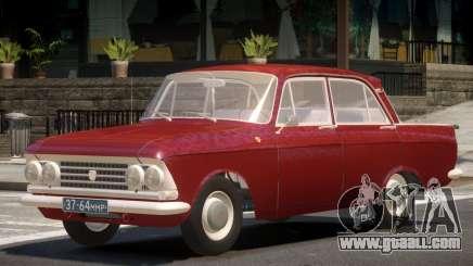 Moscvich 408 V1.0 for GTA 4