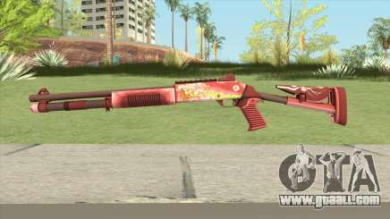 XM1014 Caritas (CS:GO) for GTA San Andreas