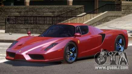 Ferrari Enzo ST for GTA 4