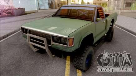 Declasse Yosemite Trophy Truck for GTA San Andreas