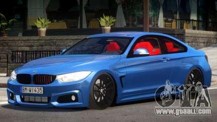 BMW 435i GTS for GTA 4
