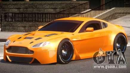 Aston Martin Vantage Tuning for GTA 4