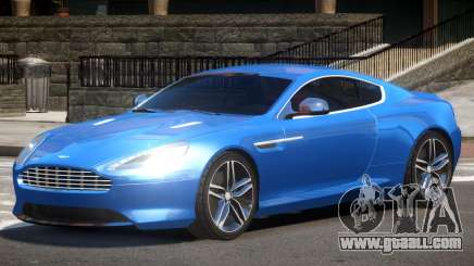 Aston Martin DB9 STI for GTA 4