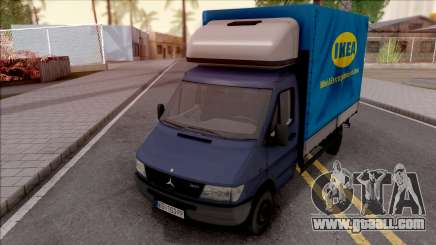 Mercedes-Benz Sprinter 312d 1999 for GTA San Andreas