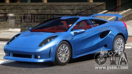 Lamborghini Cala ST for GTA 4