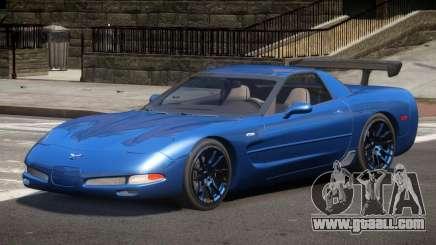Chevrolet Corvette Z06 ST for GTA 4