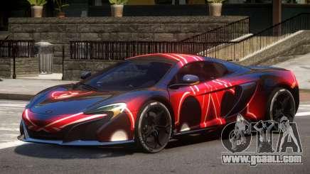 McLaren 650S GT PJ2 for GTA 4