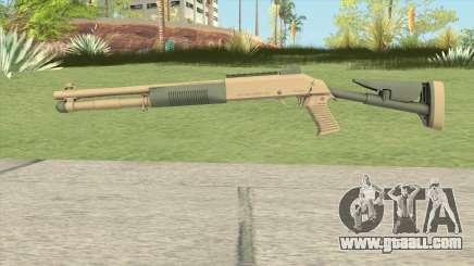 XM1014 Grassland (CS:GO) for GTA San Andreas