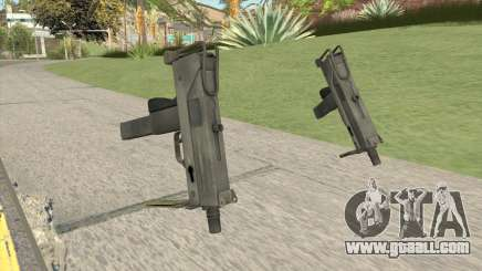 MAC-10 (CS:GO) for GTA San Andreas