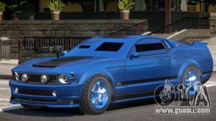 Vapid Terminator V1.0 for GTA 4