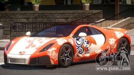 GTA Spano V10 PJ4 for GTA 4