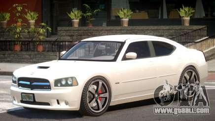 Dodge Charger RTS V1.3 for GTA 4