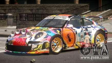 Porsche 911 GT3 Rallye V1.1 for GTA 4