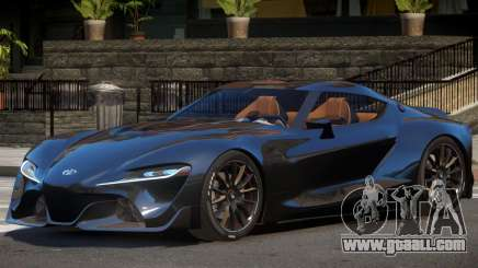 Toyota FT-1 ST for GTA 4