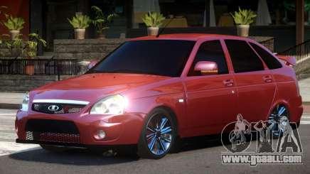 Lada Priora ST for GTA 4