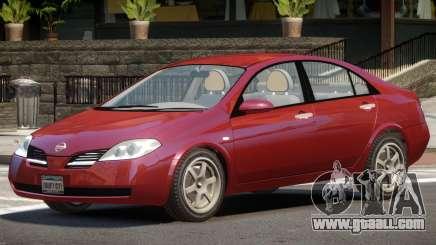Nissan Primera V1.1 for GTA 4