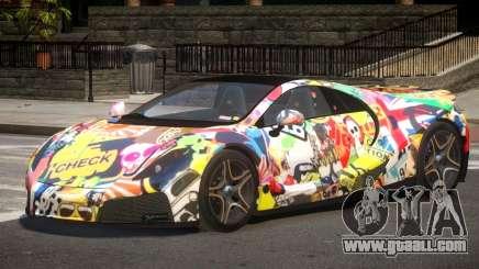 GTA Spano RS PJ for GTA 4