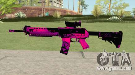 SG-553 Pulse (CS:GO) for GTA San Andreas