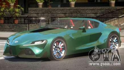 Toyota FTO Sport for GTA 4