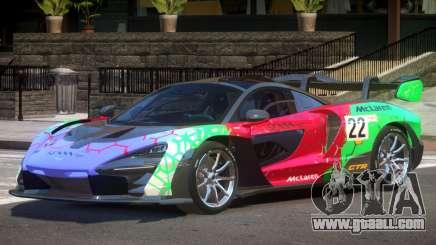 McLaren Senna GT PJ3 for GTA 4