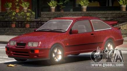 Ford Sierra V1.1 for GTA 4