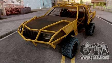 Metalframe Buggy Coupe SA Style for GTA San Andreas