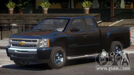 Chevrolet Silverado V1.2 for GTA 4