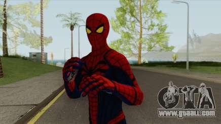 Spider-Man (PS4) V3 for GTA San Andreas