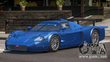 Maserati MC12 RS for GTA 4