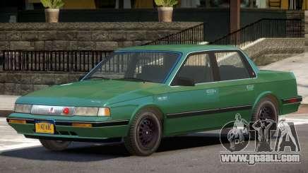 Oldsmobile Cutlass V1.0 for GTA 4