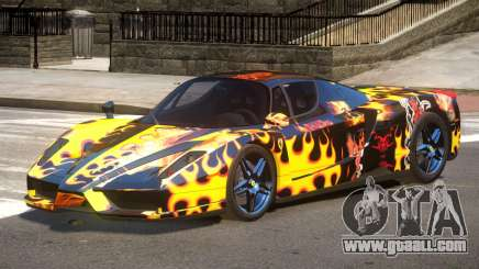 Ferrari Enzo ST PJ3 for GTA 4