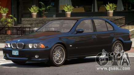 BMW M5 E39 ST V1.0 for GTA 4