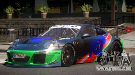 Porsche 911 GT-3 V1.0 for GTA 4