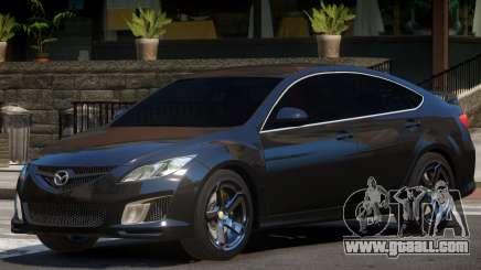 Mazda 6 RS for GTA 4