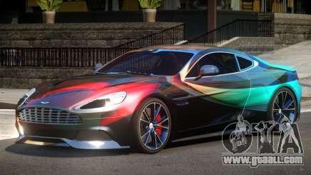 Aston Martin Vanquish RS PJ for GTA 4