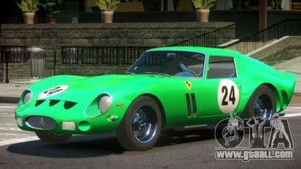 Ferrari 250 V1.0 PJ3 for GTA 4