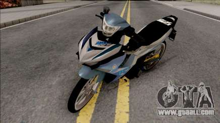 Yamaha Exciter 150 Limited Edition for GTA San Andreas