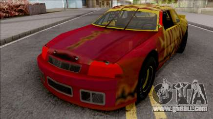 Chevrolet Lumina 1992 NASCAR Hot Wheels for GTA San Andreas