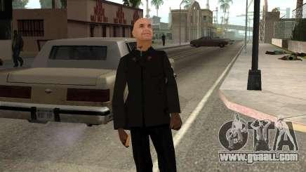 Horacio Larreta for GTA San Andreas