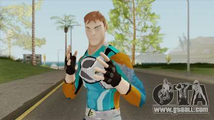 Max Steel V2 for GTA San Andreas