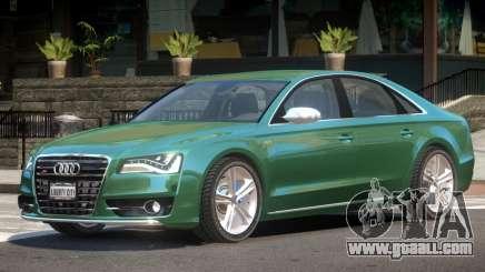 Audi S8 FSI V1.0 for GTA 4