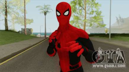 Spider-Man PS4 (Upgraded Suit) for GTA San Andreas