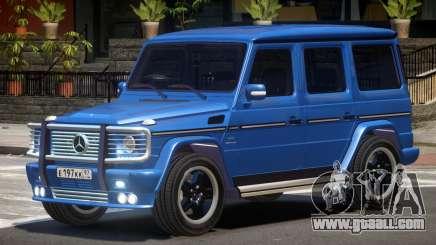 Mercedes Benz G55 V1.0 for GTA 4