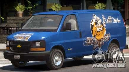 Chevrolet Express PJ4 for GTA 4