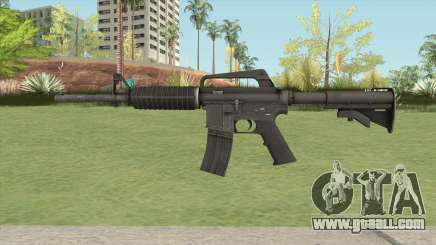 M4A1 (CS:GO) for GTA San Andreas