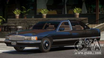 Cadillac De Ville Old for GTA 4