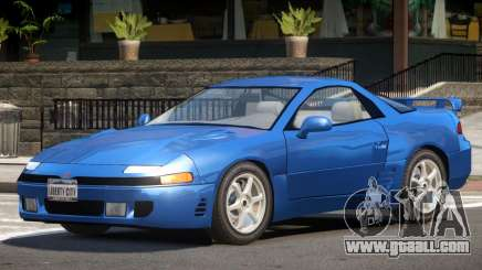 Mitsubishi 3000GT Turbo V1.0 for GTA 4