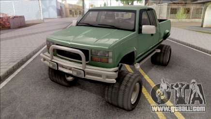 GMC Sierra Monster Truck 1998 for GTA San Andreas